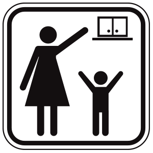 LET OP: Buiten bereik van kinderen houden