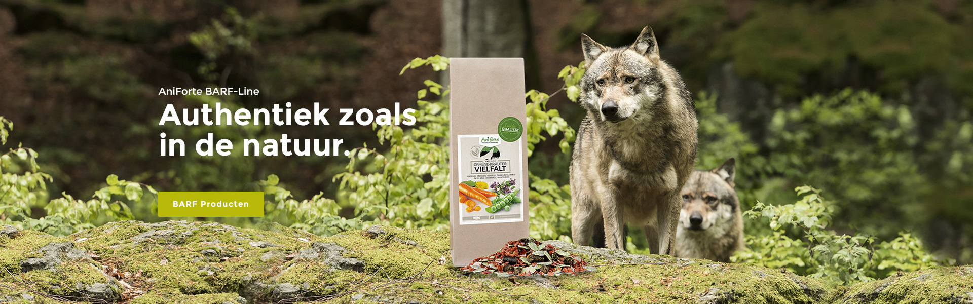 AniForte® - Authentiek zoals in de natuur