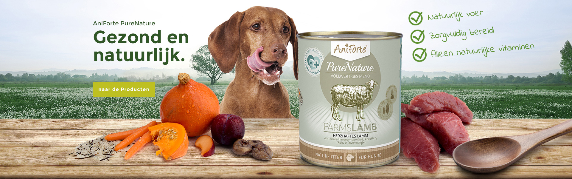 AniForte® - PureNature diervoeder