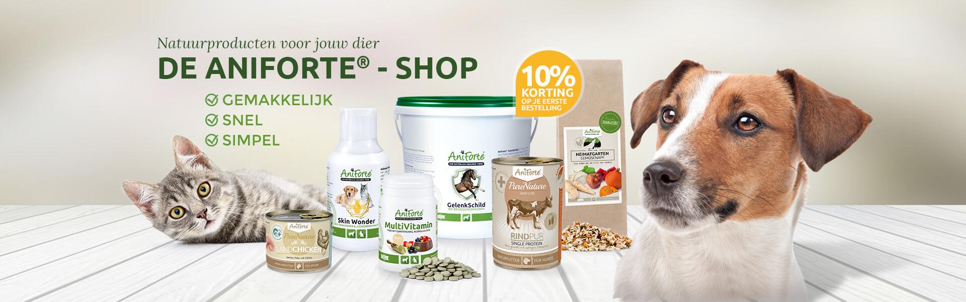 Jouw AniForte Natuur-Shop