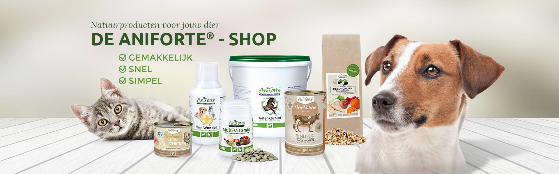 Jouw AniForte® Natuur-Shop